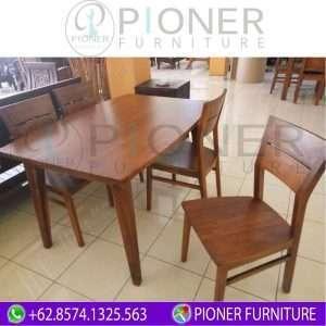 Set Meja Makan Cafe, meja makan cafe, kursi makan cafe, set kursi makan cafe, kursi makan minimalis